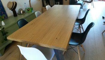 Table, chêne